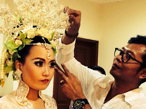 Make up pengantin / Bridal Make up