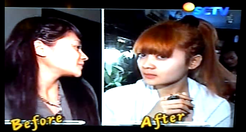 Make up artis professional di Dido Salon Jakarta